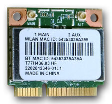 Replacement Acer Gateway Wireless Card Bluetooth WIFI Mini PCI-E T77H436.00