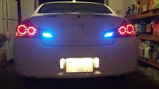 Blue LED Reverse Light/Back Up For Kia Forte 2010-2014 2010 2011 2012 2013