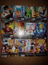 Carte Dragon Ball Z DBZ Data Carddass Part 4 #Reg Set 2005 MADE IN JAPAN