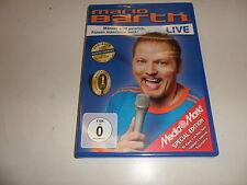 DVD  Mario Barth - Männer sind peinlich, Frauen manchmal auch!