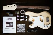 Diy Guitar Kit P Bass II  Style : Left Handed