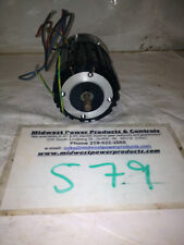 NEW!! Bodine Electric motor 0299, 34R6BFYP, 1/8hp, 1800rpm, 230v, TEFC, 3ph, 299