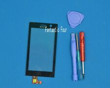 For Sony Ericsson Xperia U ST25i Touch Screen Display Glass Replacement +Tools
