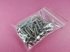 50 of M3 x16mm  Pan Head Phillips screw Stainless Steel