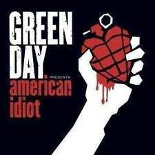 American Idiot - Green Day CD WARNER BROS