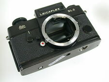 LEICA Leicaflex SL-2 SL2 black body Gehäuse analog mechanic top model  /15