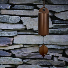 Heroic Windbell Large Antique Copper Finish Wind Bell Chime