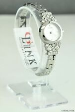 New Stylish 100% Original Ladies Watch GUESS Silver Stainless Steel U0221L1