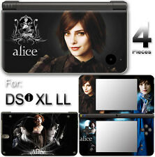 Alice Cullen Ashley ECLIPSE SKIN DECAL COVER for DSi XL