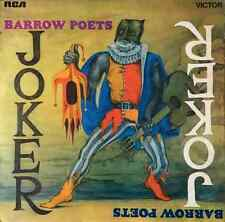 THE BARROW POETS ‎- Joker (LP) (EX-/G)