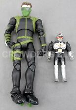 "9"" Spider Man 3 New Hob Goblin James Franco Room Guard Thinking Toy Marvel 2007"