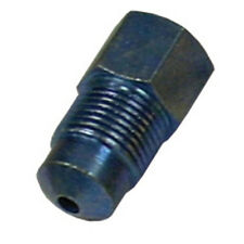 K Tool 04004 Brake Metric Adaptor 3/16 F Flare X M12x1.0 M Bubble Flare- Qty 5