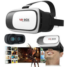 VR BOX 2.0 Virtual Reality 3D Glasses Google Cardboard For Cell Mobile Phone