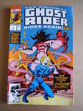 The Original GHOST RIDER Rides Again #1 1991   Marvel Comics  [SA36]