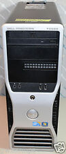 Dell Precision T3500 Desktop Xeon Quad Core W3520 6GB DDR3 320GB Quadro FX3800