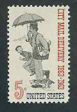 Scott  #1238...5 Cent...City Mail Delivery...50 Stamps
