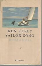 X42 Sailor Song Ken Kesey Rizzoli I ed 1993