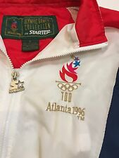Vintage Starter 1996 Atlanta Olympics Jacket Centennial Olympic Collection XL