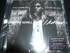 Conrad Sewell All I Know (Australia) 6 Track CD EP Ft Start Again - New