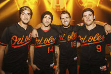 All Time Low - Group POSTER 61x91cm NEW * Alex Gaskarth punk band