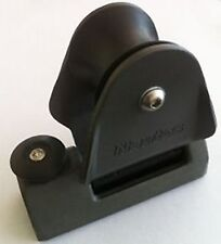"""NAUTOS 96224 - SMALL SLIDING GENOA CAR WITH STOPPER PIN - 25MM """"T"""" TRACK"""