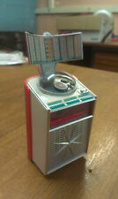 MINIATURE NOVELTY AMI CONTINENTAL DESKTOP JUKEBOX NICE QUALITY CHRISTMAS SALE