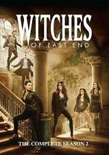 The Witches of East End: The Complete Season 2 (DVD, 2015, 3-Disc Set)