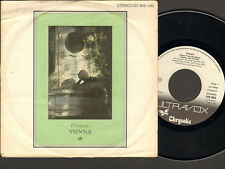 "ULTRAVOX 7"" Single VIENNA 1981 Passionate Reply CONNY PLANK"