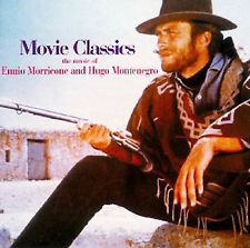 Movie Classics by Ennio Morricone (Composer/Conductor)/Hugo Montenegro (CD,...