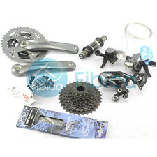 New 2015 Shimano Alivio M4000 Groupset Drivetrain Group set 3x9-sp for 650b/29er