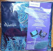 Hiyahiya Interchangeable Steel Knitting Needle Set Sizes 9-15 & Panda Stoppers