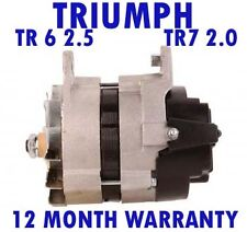 TRIUMPH TR 6 7 2.0 2.5 COUPE CONVERTIBLE 1972 1973 1974 - 1981 RMFD ALTERNATOR