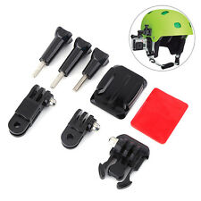 Durable Helmet Curved Adhesive Side Mount Base Sticker For GoPro 1 2 3 SJ4000 WD