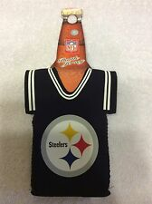 Officially Licensed Pittsburgh Steelers Bottle Jersey~ New Without Tags
