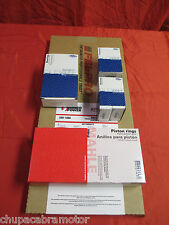 Olds 350 Engine Rering Kit MOLY Rings+Clevite Bearings+Gaskets 1968 69 70 71 72+