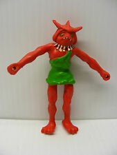 vintage bendy THE OTHER WORLD Action figures ZENDO Arco 1982