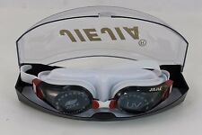 White JIEJIA Adjustable Anti fog UV Waterproof Swimming Goggles Glasses