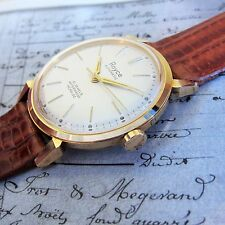 NEW OLD STOCK  Vintage SWISS MADE ROYCE AUTOMATIC Mens wristwatch 1960s-MINT