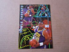 Carte - Fleer' 94/95 - Triple Threats - Karl Malone / Latrell Sprewell