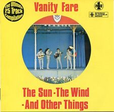 VANITY fare-The Sun the wind and other things CD (repertorio)