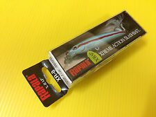 Rapala X-Rap  XR-8 TBRB, Tropical Blue Rasbora Color Lure, NIB.