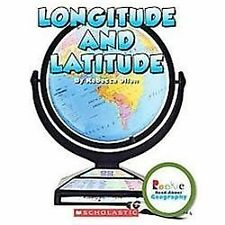 Longitude and Latitude (Rookie Read-About Geography)