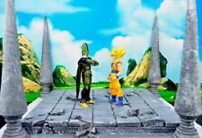 45X40CM Dragonball Tournament Diorama Comic Ver. For SHF Goku Gohan Perfect Cell