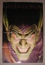 "GREEN GOBLIN Promo Poster, Alex Ross, 24""x36"", 2008, Unused, more in our store"