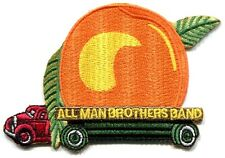 THE ALLMAN BROTHERS BAND truck logo EMBROIDERED PATCH **FREE SHIPPING** -c p0404