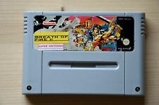 SNES - Breath of Fire II 2 für Super Nintendo (B)