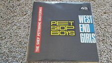 Pet Shop Boys - West end girls 12'' Disco Vinyl [Shep Pettibone Mastermix]