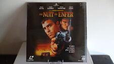 Laser Disc UNE NUIT EN ENFER , Film Quentin TARANTINO, PAL, version française