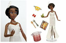 "Disney's Princess and the Frog Deluxe Singing TIANA 11"" Doll Set – NEW!"