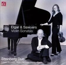 Violin Sonatas von Steinberg Duo (2014)